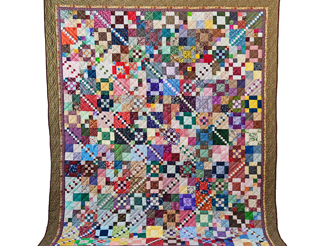 Trail Mix Patchwork Quilt Photo 2