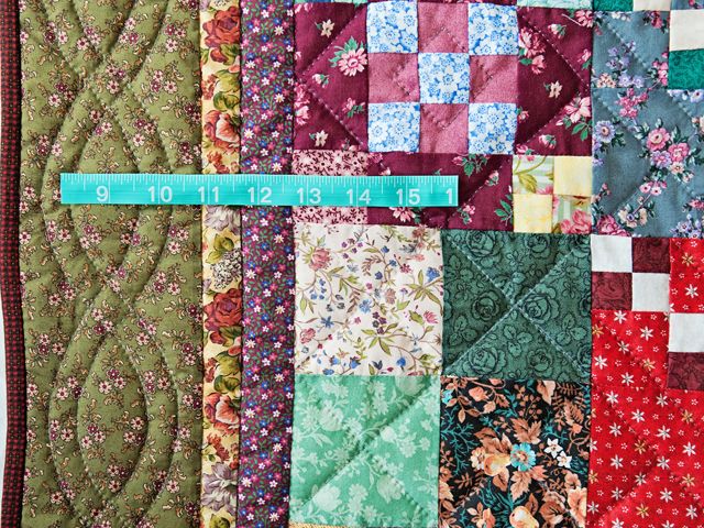 Trail Mix Patchwork Quilt Photo 4