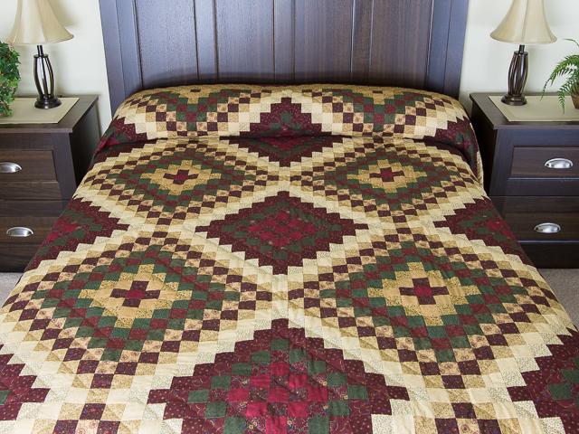 King Mosaic Quilt Photo 1