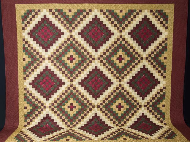 King Mosaic Quilt Photo 2