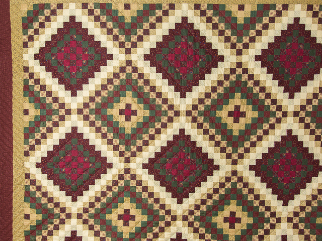 King Mosaic Quilt Photo 3