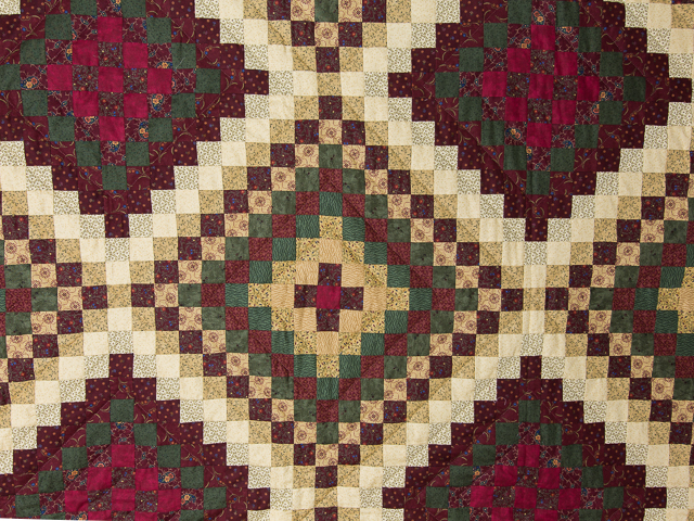 King Mosaic Quilt Photo 4