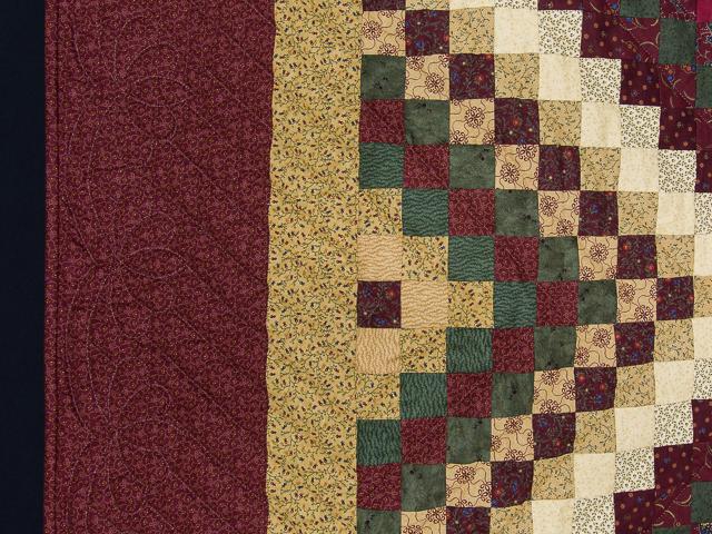 King Mosaic Quilt Photo 6