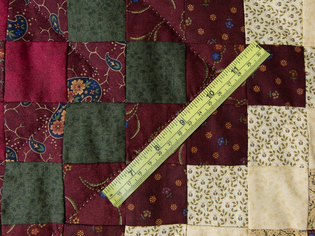 King Mosaic Quilt Photo 8
