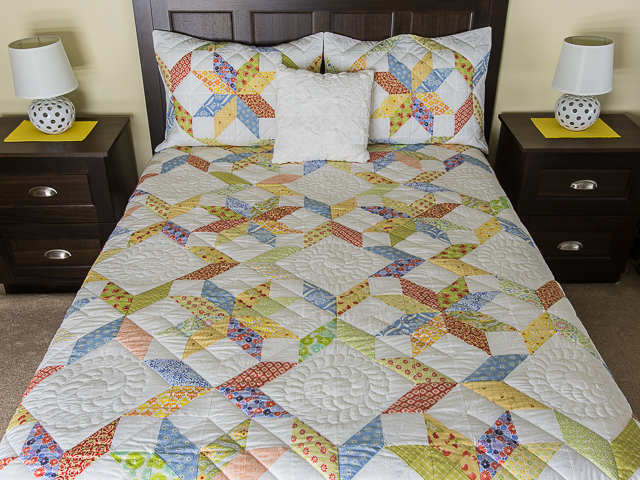 photo of FRESH plus Pillow Shams Queen Size Bed Quilt
