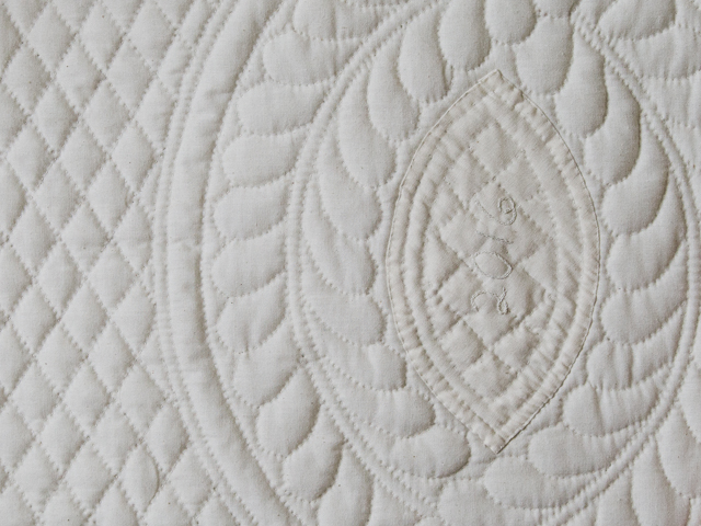 Heirloom All Natural Muslin King Size All Quilted Photo 4