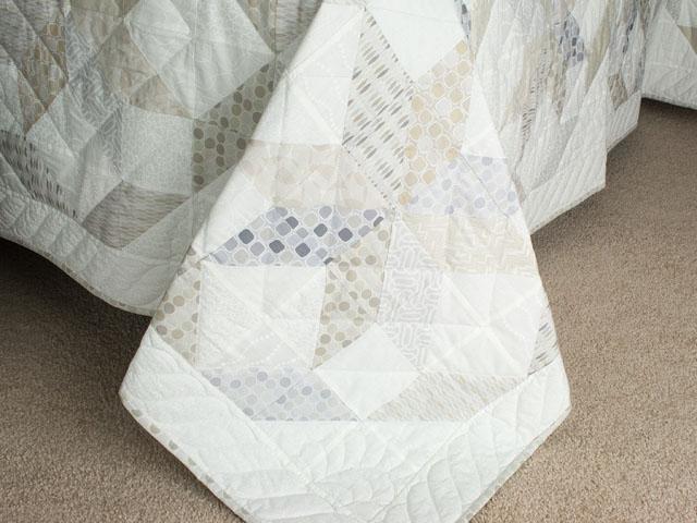 FRESH plus  Pillow Shams Queen Size Bed Quilt Photo 7
