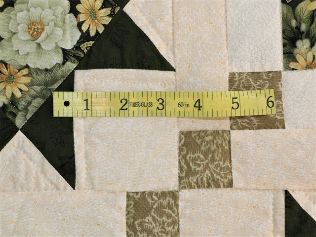 Green Cross Country Quilt Photo 6