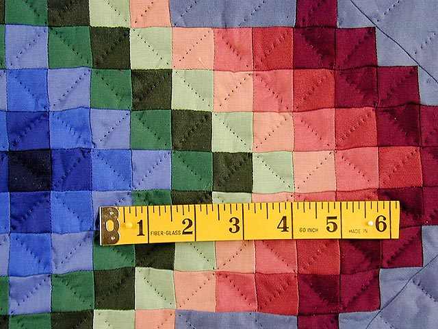 King Amish Colors Grannys Favorite Quilt Photo 6