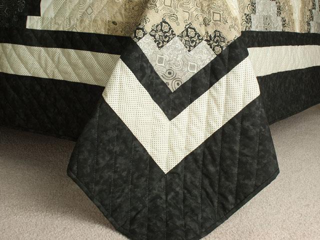 Bargello Argyle  Queen Size Photo 7
