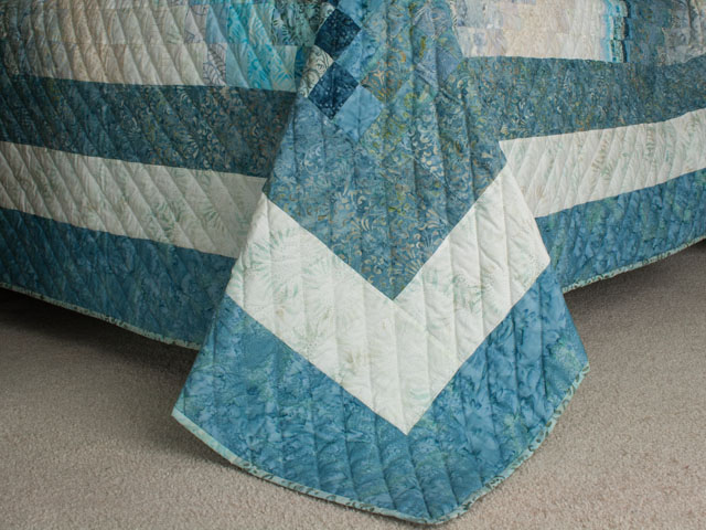 Bargello Wave King