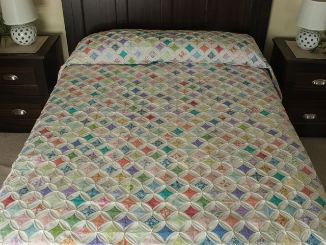 Cathedral Windowsfull Queen Or King Size Bed Cover