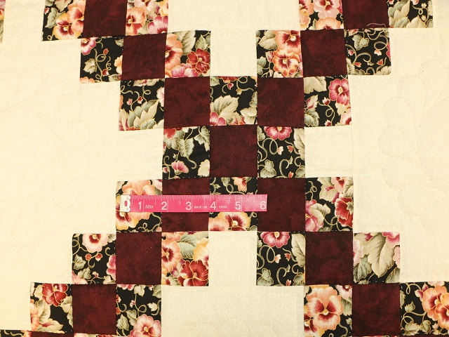 Double Irish Chain Quilt Photo 4