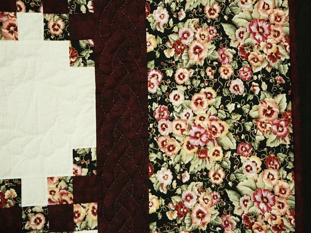 Double Irish Chain Quilt Photo 7