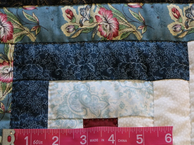 Log Cabin Quilt Photo 6