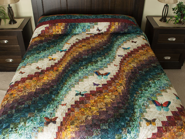 The Journey - Queen Quilt