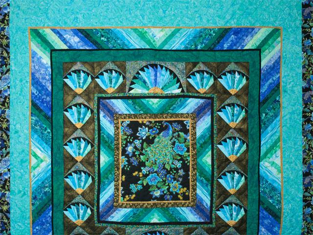 Peacock Fan - Queen Photo 3