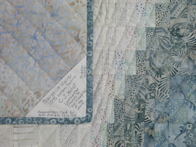 Bargello Wave Queen