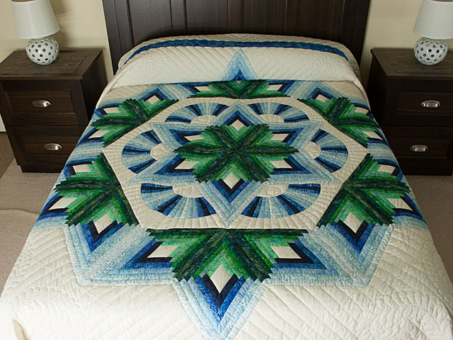 Chrysalis Diamonds and Fans