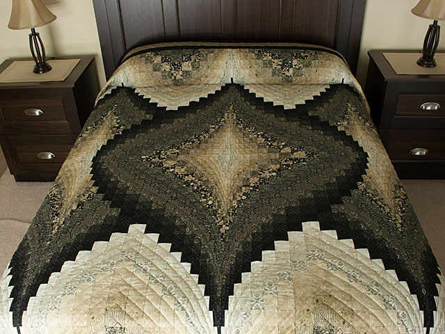 Bargello Argyle -  Exquisite