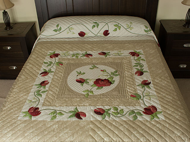 Queens Size Bed-