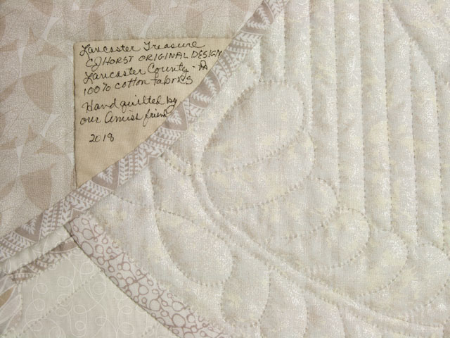 Lancaster Treasure in Cream/Bisque