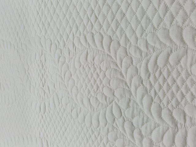 Heirloom All Natural Muslin Queen Size All Quilted Photo 6