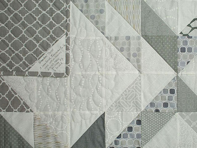 Pinwheel Twist - Queen Size 