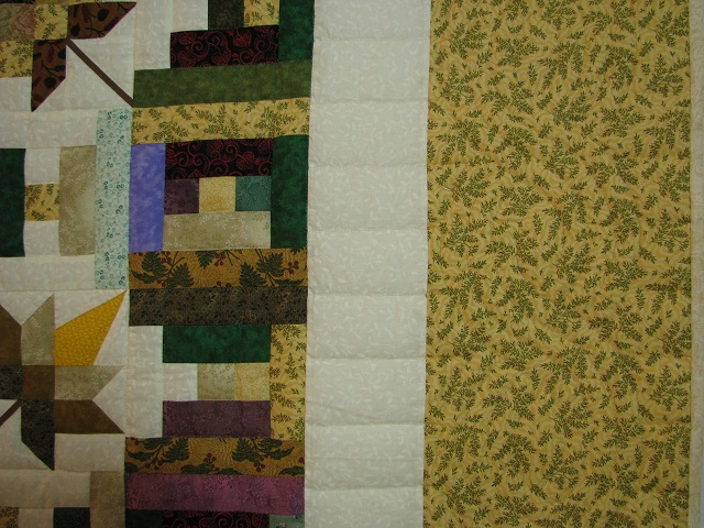 Bright Court Step Autumn Splendor Quilt Photo 4