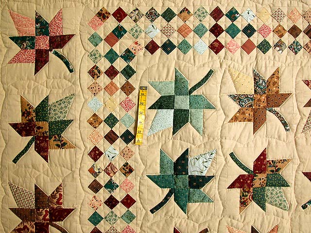 Autumn Splendor in Commons Quilt Photo 4