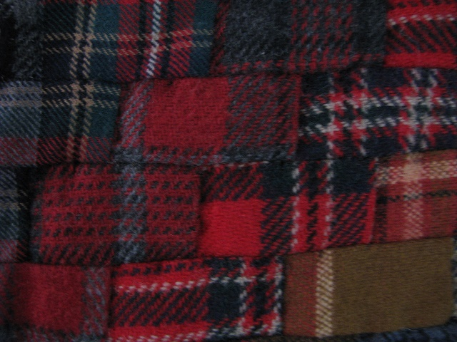 Wool Plaid Weaver Fever Quilt Photo 7