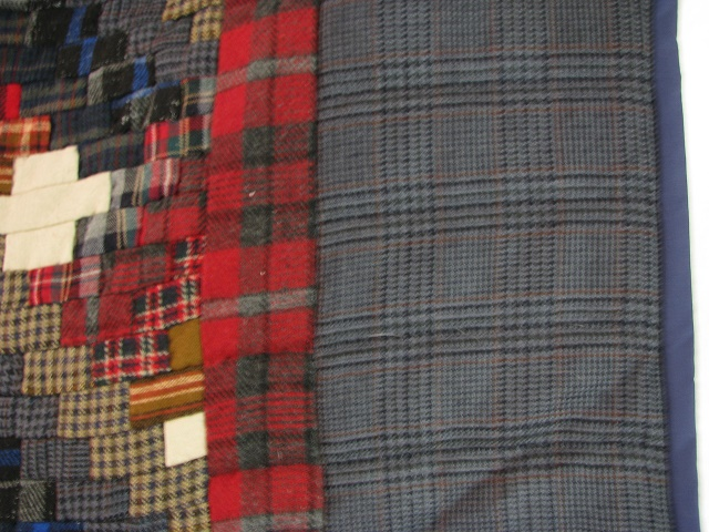 Wool Plaid Weaver Fever Quilt Photo 8