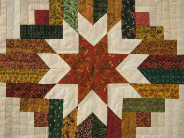 Timberline Log Cabin Quilt Photo 5