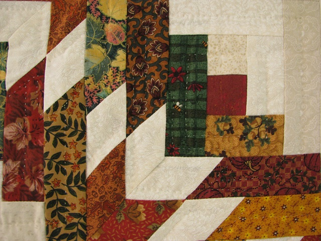 Timberline Log Cabin Quilt Photo 6