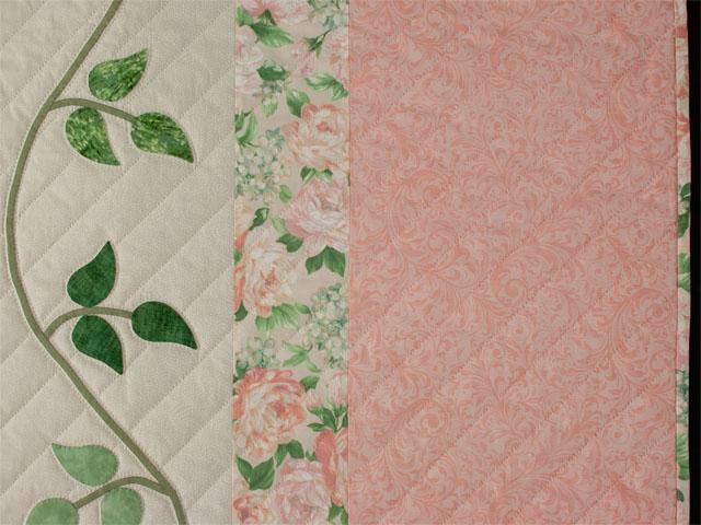 Queen Size Bed- C J Horst Original Design I Promised You a Rose Garden Photo 5