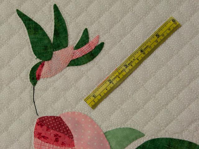 Queen Size Bed- C J Horst Original Design I Promised You a Rose Garden Photo 8
