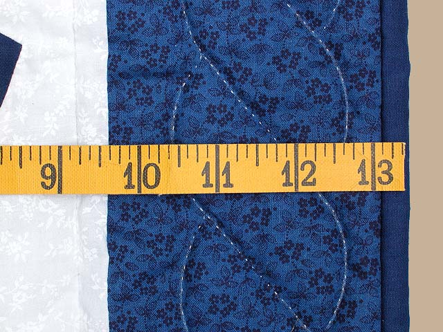 Amish Clothes Small Crib Quilt Photo 6