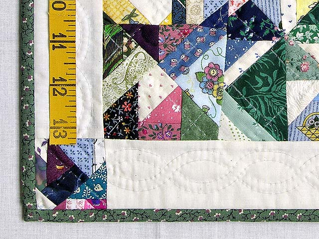 Miniature Crazy Quilt Photo 3