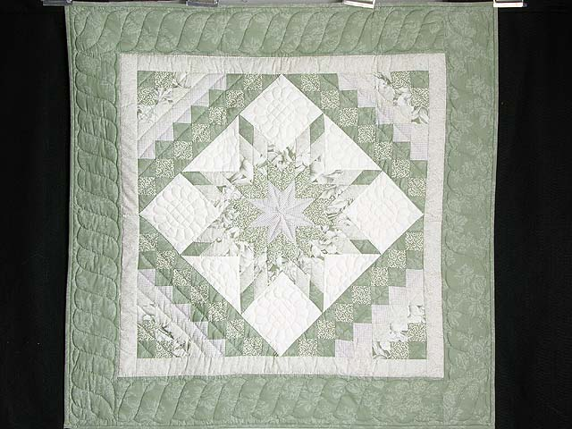Pastel Green Lone Star Trip Wall Hanging Photo 1