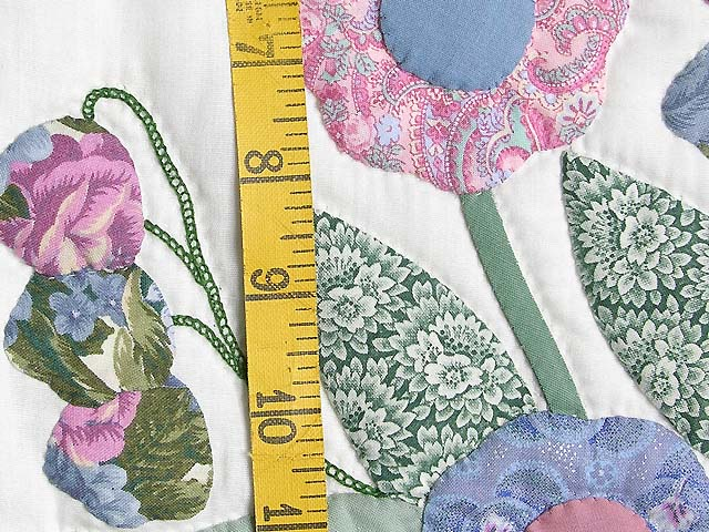 Pastel Rose of Sharon Wall Hanging Photo 4