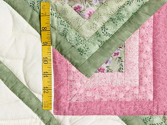 Pink and Green Star Spin Wall Hanging Photo 4
