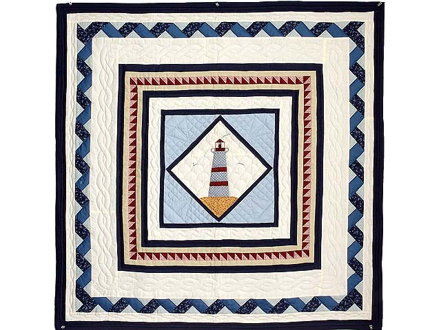Lighthouse Wall Hanging Photo 1