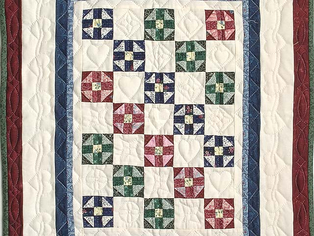 Shoo Fly Quilt Terrific Meticulously Made Amish Quilts From