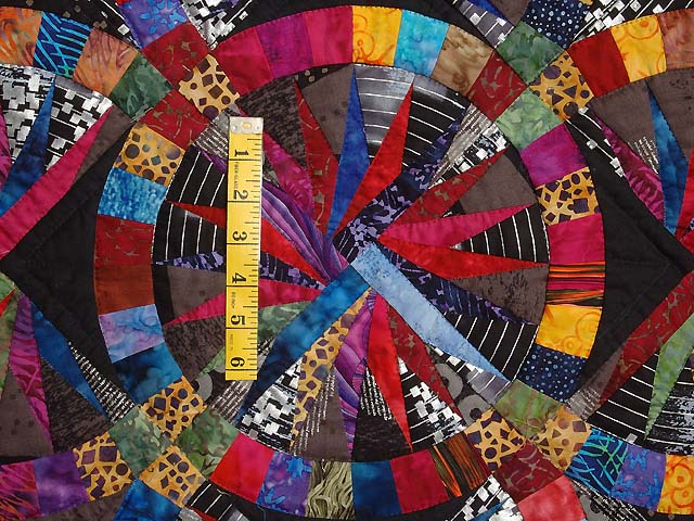 Crown Of Thorns Quilt Great Carefully Made Amish Quilts From