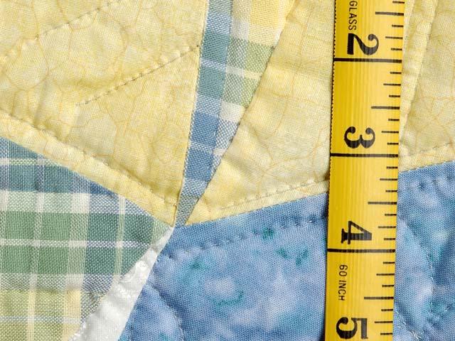 Pastel Holly Hobby Crib Quilt Photo 5