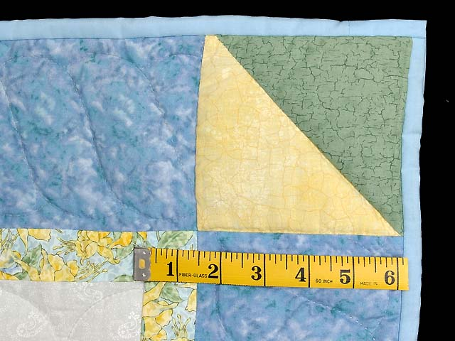 Pastel Holly Hobby Crib Quilt Photo 6