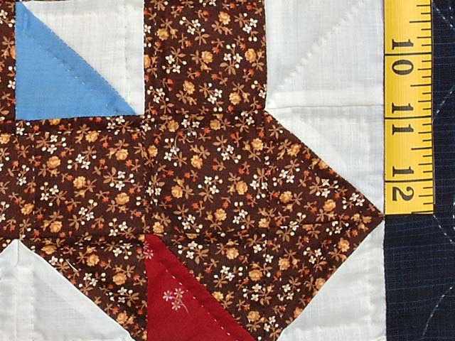 Patriotic Donkey Patchwork Crib Quilt Photo 4