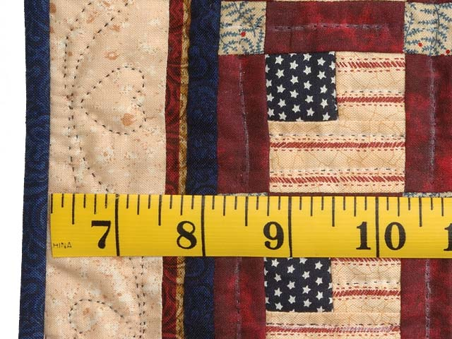 Mini Stars and Stripes Wall Hanging Photo 3