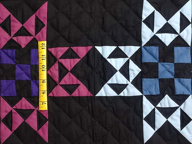 Almost Amish Star Glow Throw Photo 3
