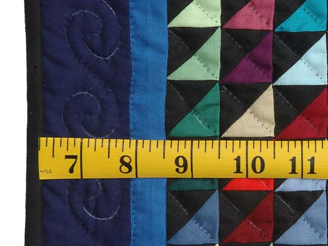 Mini Almost Amish Shadows Quilt Photo 3